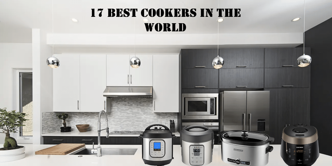 Best cookers in the world